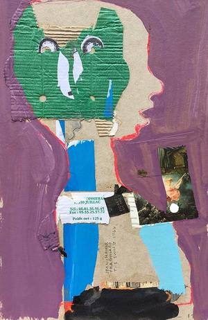 Warren Linn: Almost a Portrait at Denise Bibro N Y, October 11 - Nov 13, 2018